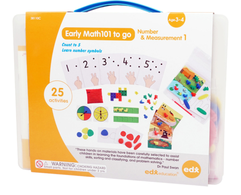 edx education_38110C_Early Math101 to go - Number&Measurement Level 1-2