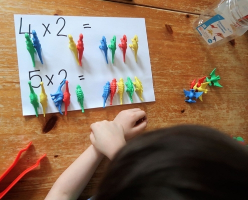 toys and learning