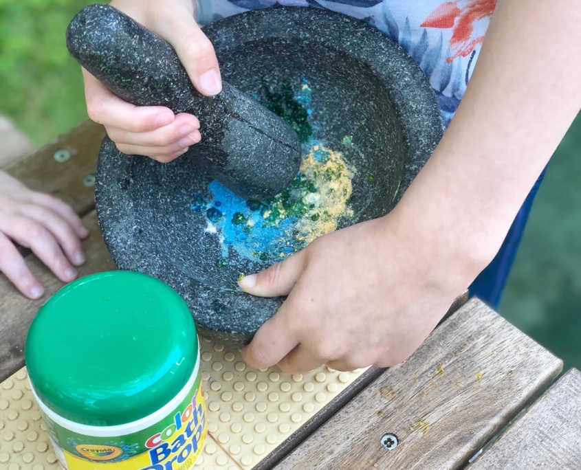 Edx Education Sand & water FIND THE LITTLE MIND-2