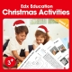 Edx Education Christmas Activities - week 3