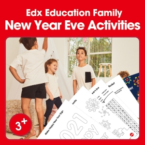 Edx Education Family New Year Eve Activities