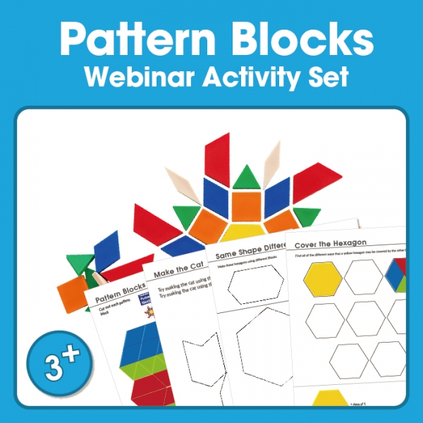 edx education_28016_Pattern Blocks Webinar Activity Set