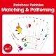 Edx Education-Rainbow Pebbles - matching and patterning cards