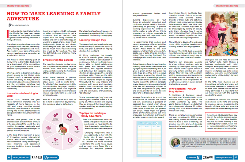 Edx Education_How To Make Learning A Family Adventure