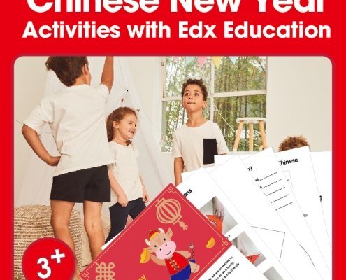 Chinese New Year Activities with Edx Education