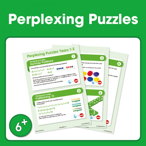 maths puzzles with pictures and answers
