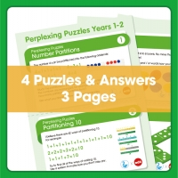 Perplexing Puzzles Year 1-2