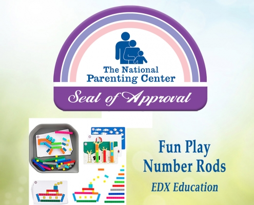 edx education Fun Play Number Rods